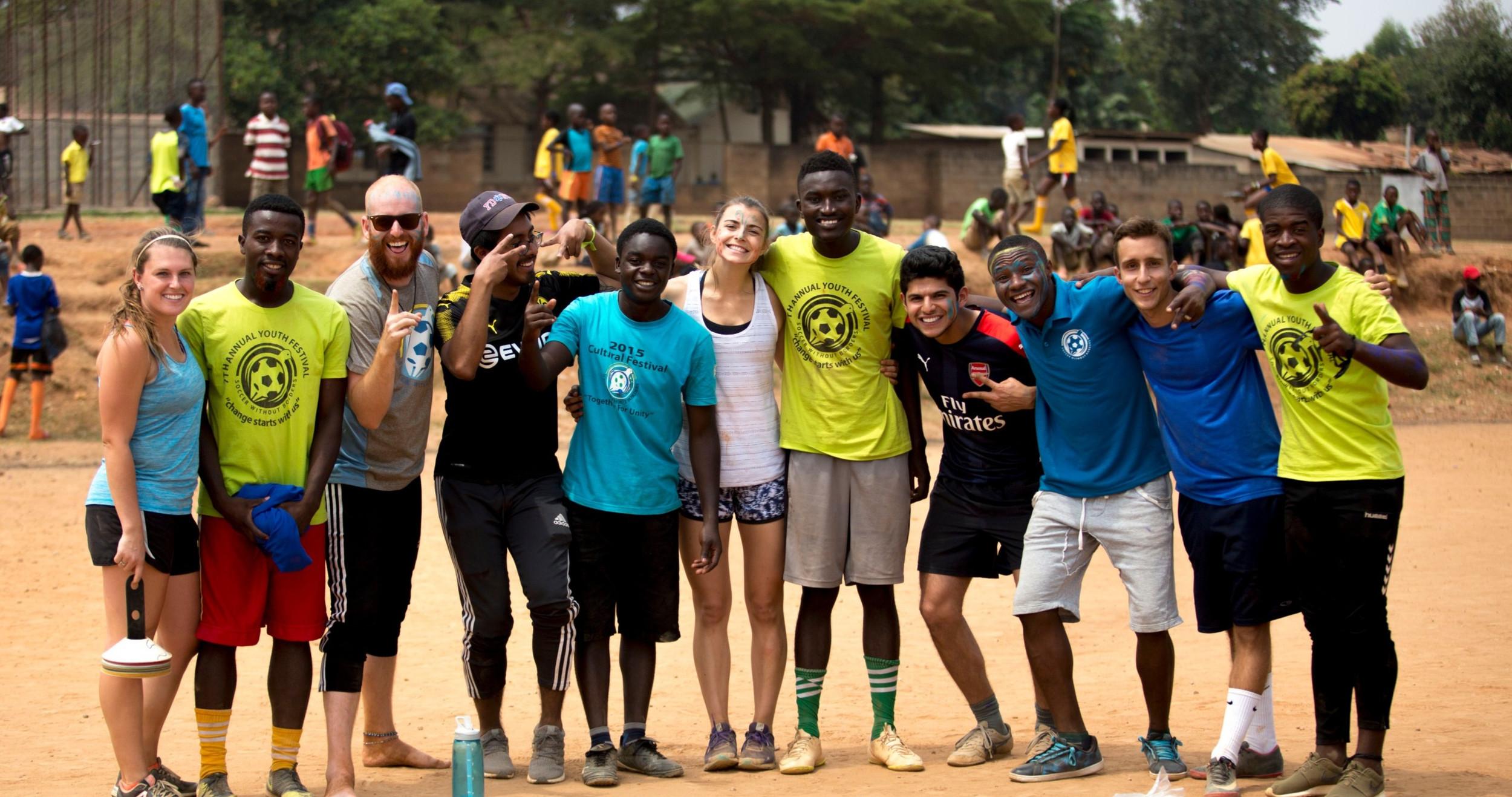 Uganda | Soccer Without Borders