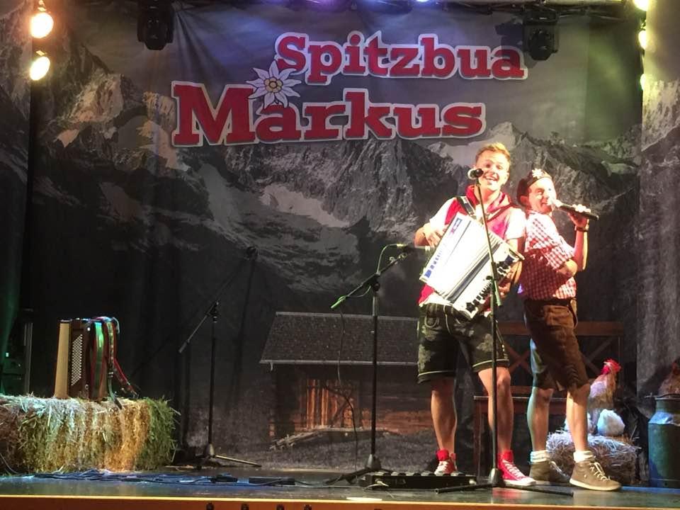 CD Taufe Spitzbua Markus