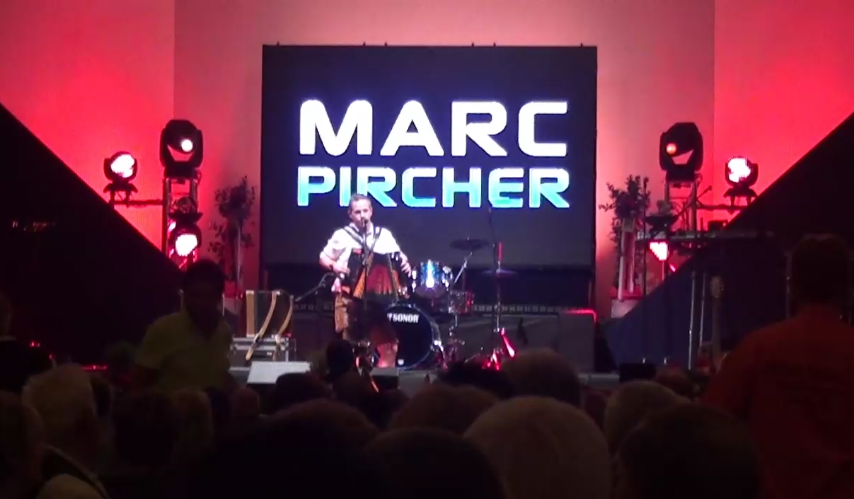 Marc Pircher Fest 2016