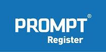 PROMPT Register logo