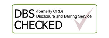 """Government Disclosure and Barring Service """"Checked"""" logo"""