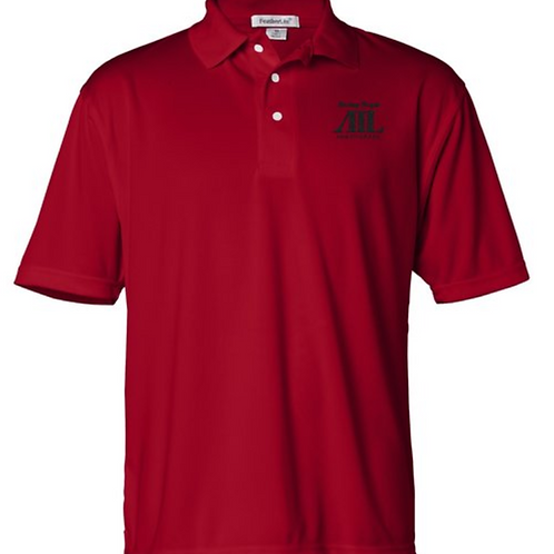 Moisture Free Mesh Polo - Embroidered