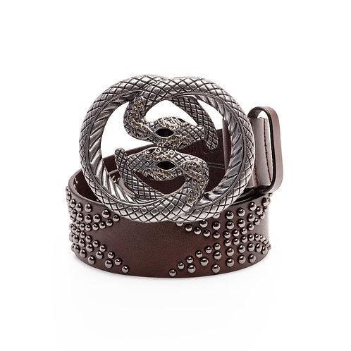 Snake Como Belt