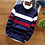 Thumbnail: MountainskinWool Sweater Men Slim Knitted Comfort Pullover Casual Striped SA788