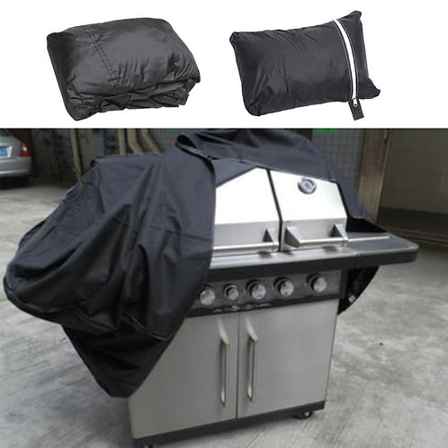 210D Denier Waterproof Rainproof Charbroil BBQ Grill Cover 80cm 31.5inch
