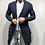 Thumbnail: Sweater Men Standard Wool Casual Turn-Down Collar Open Stitch Fashion Tops Male