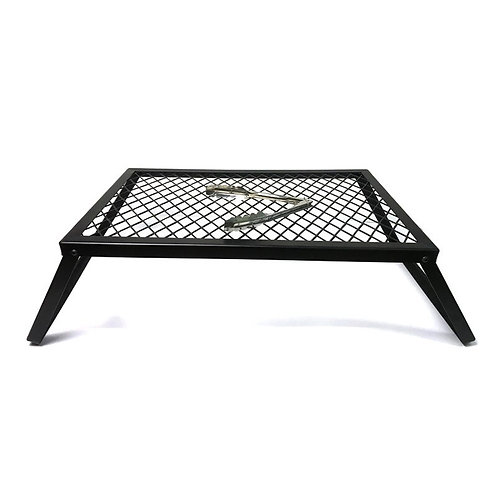 Portable Outdoor Barbecue Grill BBQ Camping Folding Barbecue Rack