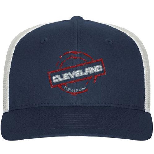CLE Baseball - Meshback Cap