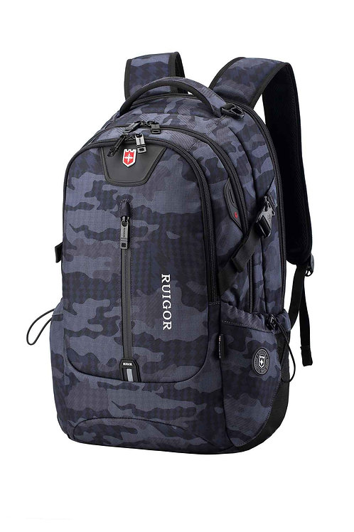 RUIGOR ICON 82 Laptop Backpack Camo