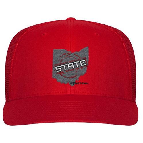 Ohio Pride - MeshBack Cap