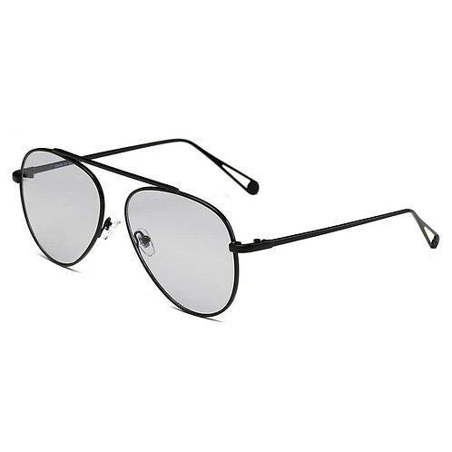HIDALGO | S2021 - Metal Oversize Tinted Lens Aviator Sunglasses