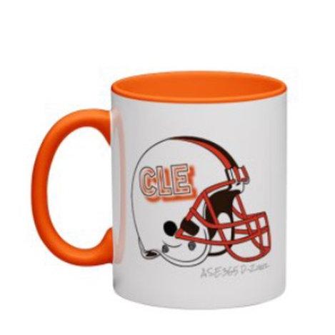 Cleveland Football - Mug