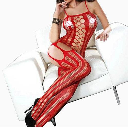 Sexy Babydoll Chemise Erotic Open Crotch  Underwear Lingerie Sexy Sleepwear