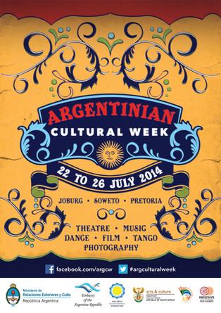Argentinian Cultural Week