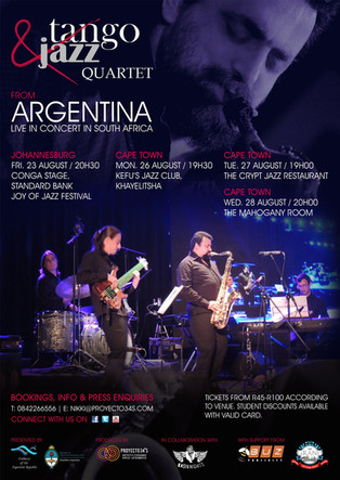 Tango & Jazz Quartet