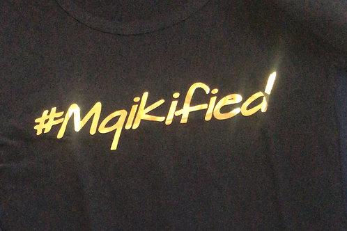 #Mqified Ladies' T-Shirt