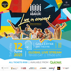 Abavuki_Live in Concert_12 June_Portrait