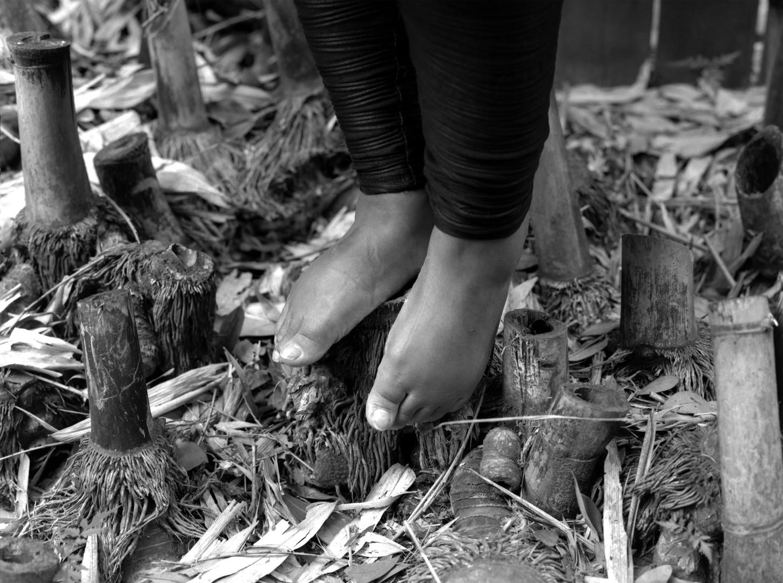 Rosalyn's Feet