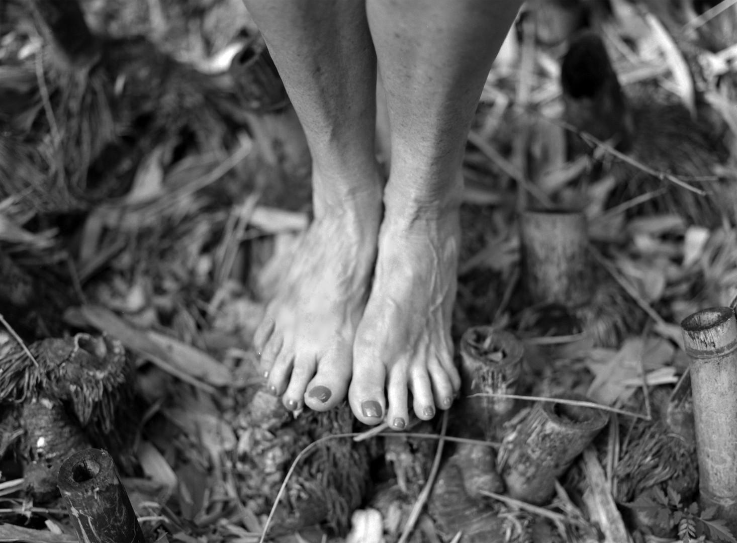 Nancy's Feet
