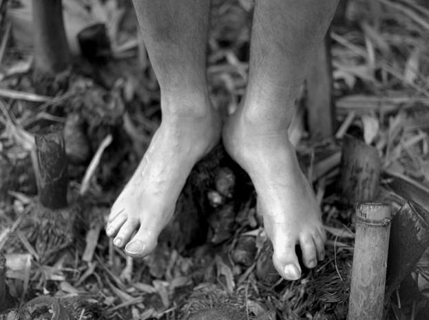 Jonathan's Feet