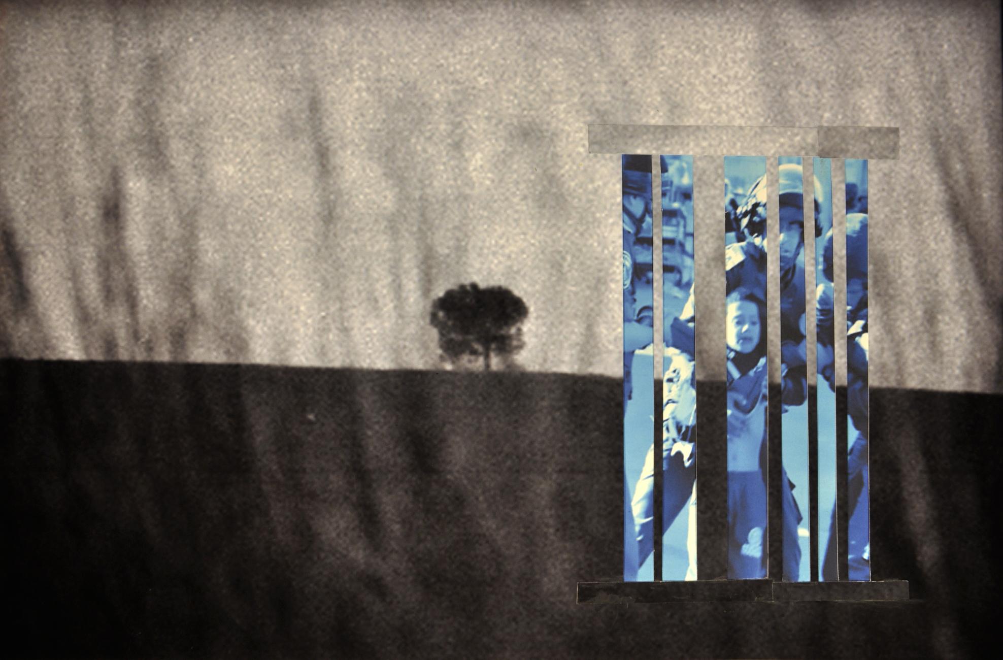 Child Prisoner in Mine Field 1