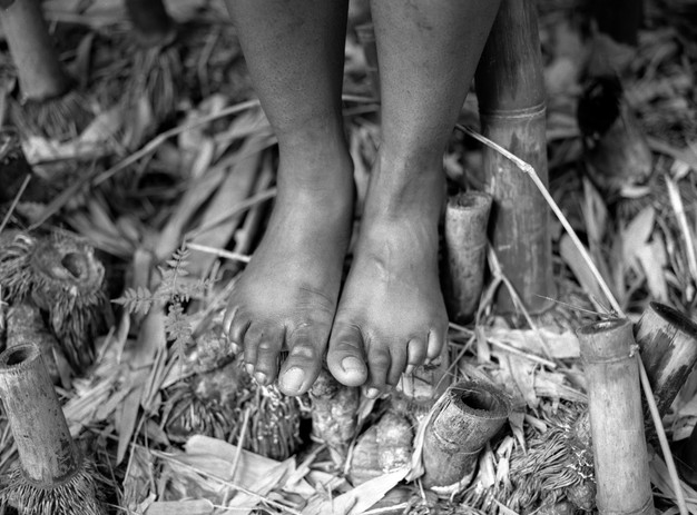 Jerald's Feet