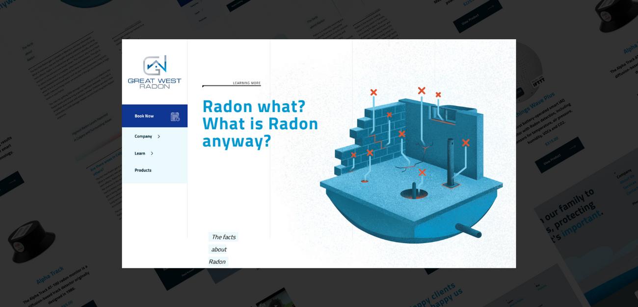 Great West Radon