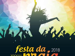 """XXXIII FESTA DA PRAIA DO ÉZARO, """"unha praia en pé de festa""""."""