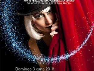 Clausura das Escolas Municipais de Teatro 2018.