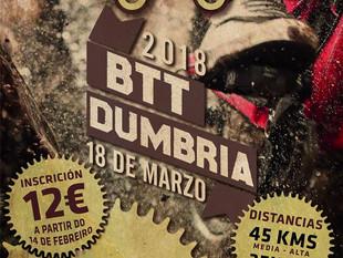 VIII BTT CONCELLO DE DUMBRÍA