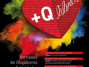 + Q LIBROS Xornadas de Obradoiros e Actividades nas Bibliotecas 2018