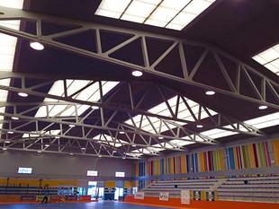 Renovación das Instalacions de Alumeado do Campo de Fútbol e do Pavillon Polideportivo de O Conco