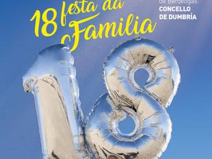 18 FESTA DA FAMILIA, Feliz Cumple.