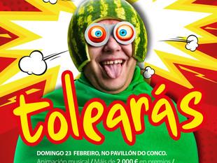 NO CONCO!!! Entroido Dumbría 2020, máis de 2.000 € en premios.