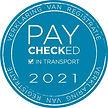 Verklaring van Registratie PayChecked 20
