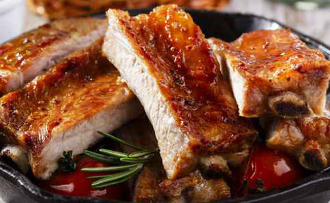 Georgies Sticky Marmalade Ribs Recipe