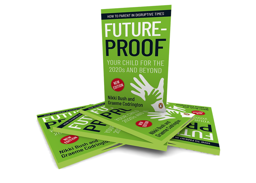 Future Proof Your Child Book