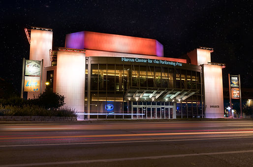 marcus center for the performing arts, milwaukee