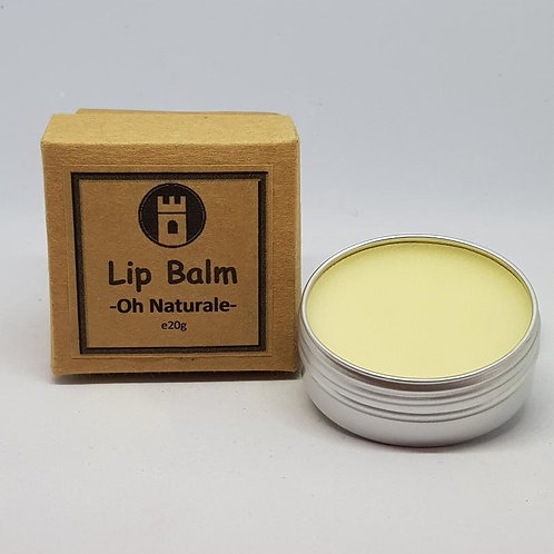 Lip Balm - Oh Naturale ( flavour free)