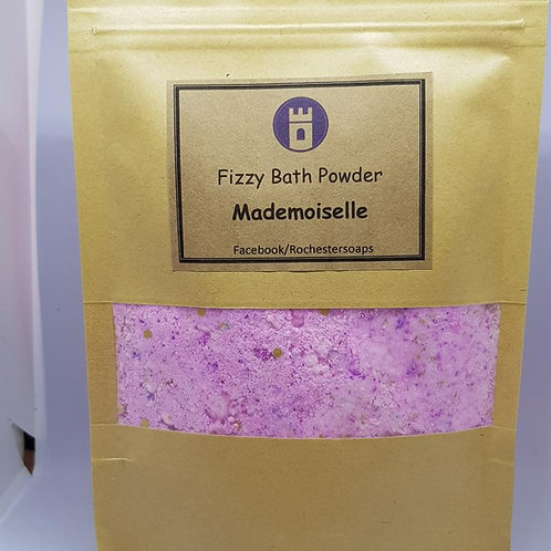 Fizzy Bath Powder -Mademoiselle