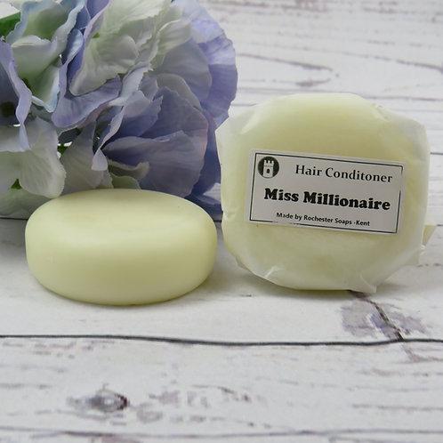 Hair Conditioner Bar - Miss Millionaire
