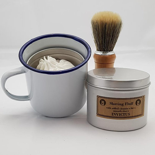 Shaving Fluff Gift Set