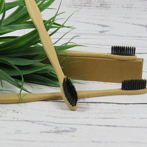 Bamboo toothbrush - Adult medium bristle