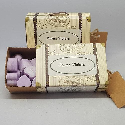 Mini Suitcase Wax Melts - Parma Violets
