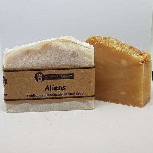 Aliens Soap