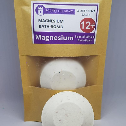 Magnesium Bath bomb