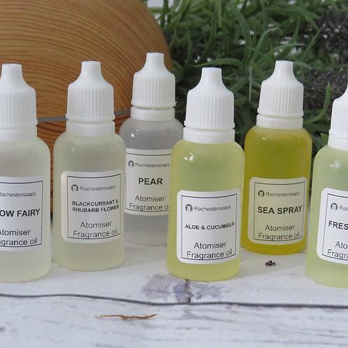 Steam Atomiser fragrance oil