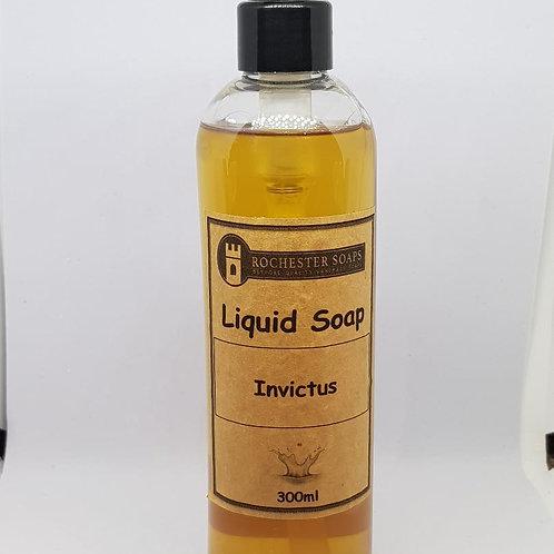 Liquid Soap -Invictus