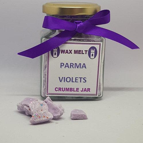 wax crumble -parma violets