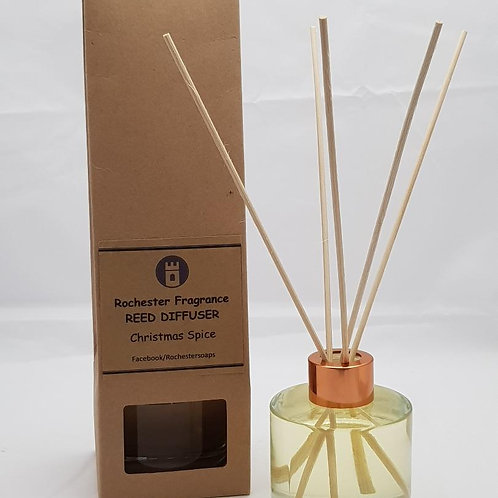 Reed Diffuser- Christmas Spice